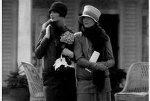 Flappers and Twenties / My favourite 20 years in fashion