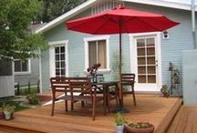Home Renovations / My personal home renovation projects... Mobile Home Beach Cottage • 1924 California Bungalow