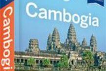 Books about Cambodia / Libri, guide, articoli da leggere prima di intraprendere un viaggio verso la Cambogia, o per rivivere la storia di un paese che vi ha emozionato tanto.