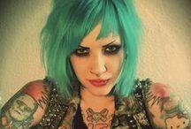 Punk / #Punk #girls #fashion #style ;)