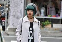 Japanese Street Fashion | Harajuku