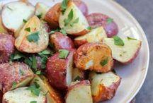 Potatoes / by Roxane Lamb