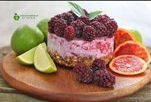 Rawfood desserts / Rawfood & Livingfood healthy sweets & desserts