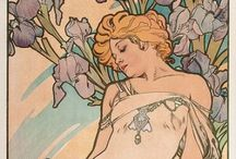 ■■ Art Nouveau - Mucha