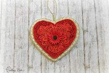 My quilling works 2015