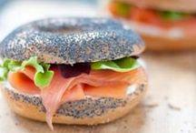 Sandwichs, Croques et tartines ! / Un petit snack sympa, ça vous dit ? On se régale avec ces délicieuses recettes !