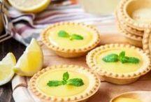 Si tu es pressé comme un citron... / Recettes vite fait bien fait à base de citron