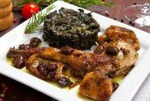 On salive avec l'olive / De délicieuses recettes aux saveurs méridionales grâce à l'olive !
