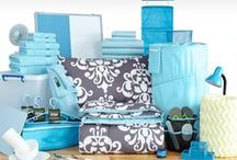 Dorm Packages / Looking to shop for your dorm? We've eliminated college checklists and have dorm room packages prepared for you! We have trendy designs like chevron, ikat, damask, stripes, and more!