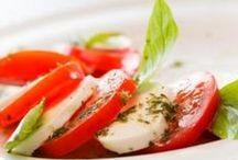 Tous gaga de mozza' ! / Des recettes toujours aussi saines et équilibrées qui régaleront tous les amateurs de mozzarella, que vous soyez italien ou pas...