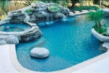 Swimming Pools / All types of Swimming pools. Perfect for every yard.