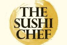 THE SUSHI CHEF / Find out what it's like to be one of the world's top sushi chefs.