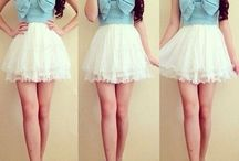 outfits/dresses