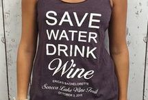 Wine Bachelorette Party