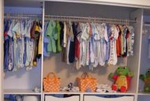 Closets / Closet ideas, storage solutions - great ideas for your home. Master closets & kids closets.