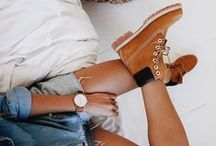 OFFICE | AW15 | How to Wear Timberland / The Autumn leaves are falling and its time to get yourself a pair of Timberland boots to have you facing the elements in style.