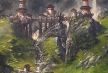 Castles/Towns/Structures