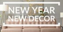 New Year, New Decor / Create your home lifestyle with Palliser Furniture. Check out our new options, including Palliser Casegoods, paired with DIYs and home update ideas.