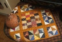 quilting / by Cherie Stone