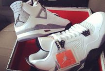 All about shoes! / by Jason Kidd