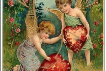 Vintage images and paintings