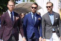 Dapper chaps: Men's Style / Modern gentlemen's style. Sartorial elegance. Dapper, debonair, dashing.  / by Aaron Radford-Wattley