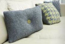Home is where ...I knit & sew / Beautiful design and inspiration for your home.