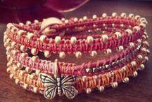 Jewelry - Bracelets / by Shari Roe