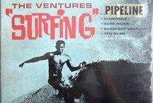 Discos de música surf y otros / Discos de música surf o cualquier estilo musical relacionado con la música surf. www.surfeten.com