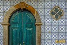 Portas de Tavira - Door's from Tavira, Algarve