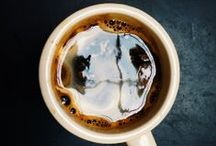 #coffee / La piacevolezza di un caffè o di un tè caldo. Un momento in cui il tempo si è fermato...