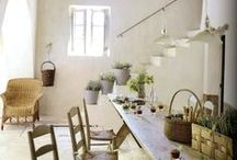 Mediterranean Living & Interior Inspiration