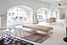 Penthouse/Loft Interior Inspiration
