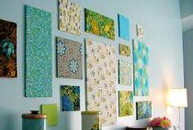 Home Decor - Walls / by Shari Roe