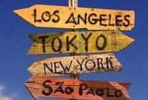 Travel / For the wanderlust