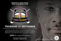 The Derek Redmond Charity Golf Celebrity Am - 17th September 2015 / Fantastic Celebrity Golf Day in aid of Derek's chosen charity NC TLC Trust  http://www.nctlctrust.com/