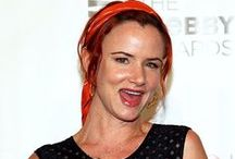 Juliette Lewis / Juliette Lewis, one of my favorite actresses .... / by Martin Greenway