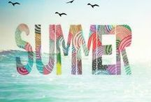 Summertime / Summer fun!  Celebration and events.
