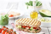 Sandwiches & Bruschettas