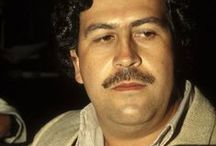 """Pablo Escobar / Pablo Emilio Escobar Gaviria (December 1, 1949– December 2, 1993) was a notorious Colombian drug lord whose cartel, at the height of his career, supplied an estimated 80% of the cocaine smuggled into the United States. Often called """"The King of Cocaine"""", he was the wealthiest criminal in history, with an estimated known net worth of US $30 billion by the early 1990s. He was also one of the 10 richest men in the world at his prime.Escobar was shot and killed by Colombian National Police."""