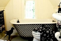 Bath / Ode to the commode.. I love decorating and looking for new ways to fancy my home