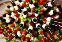 Appetizers / by Tracey Taylor