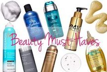 Beauty & Fashion Must-Haves / Beauty products, hair products and fashion looks, as featured in Latina Magazine and Latina.com. / by Latina Magazine
