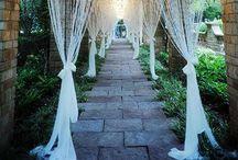 wedding ideas and decor. / by Jordan Muter