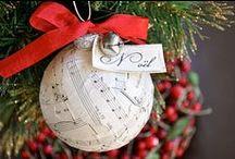 Christmas stuff / by Marcie Goforth Wood