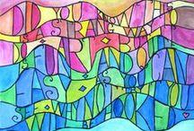 Art for Kids 3 / Teaching Art  / by Violet Barnett