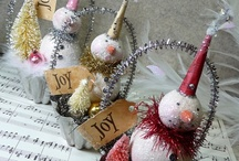Christmas ornaments / by Barb