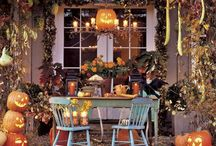 Halloween Jack-o-lanterns / by Barb