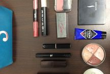 What's in Your Bag? / Share what's in your bag and we'll repin! Simply tag #latinabeautybag