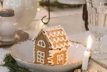 Christmas tables / by Barb